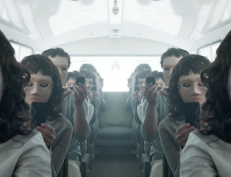 NETFLIX DISPONIBILIZA O PRIMEIRO TRAILER DE BLACK MIRROR