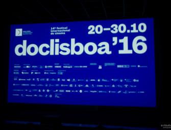 DocLisboa 2016 – 23 e 24 de Outubro