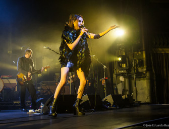 PJ Harvey @ Coliseu dos Recreios (27.10.2016)