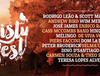 Misty Fest 2016   Antevisão