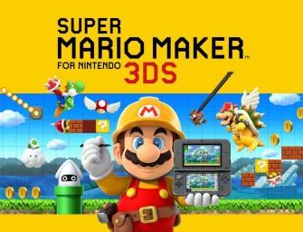 Super Mario Maker for Nintendo 3DS   Análise