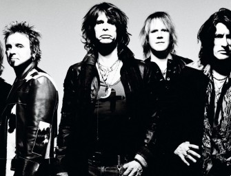 Aerosmith em Portugal com European Farewell Tour