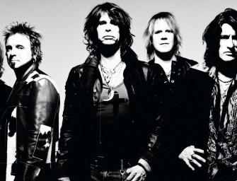Aerosmith em Portugal com European Farewell Tour