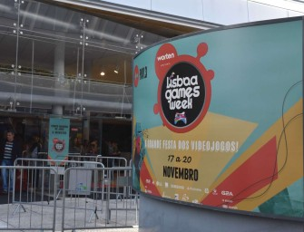 Lisboa Games Week 2016 | Reportagem