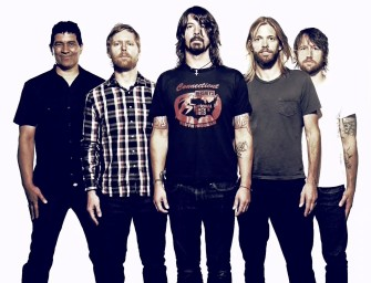 Foo Fighters no NOS Alive! 2017