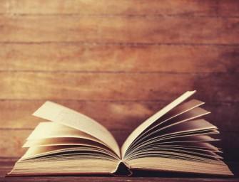 Mão cheia de livros