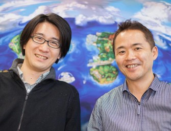 Junichi Masuda e Shigeru Ohmori