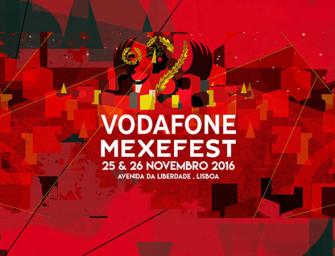 Vodafone Mexefest 2016 | Antevisão