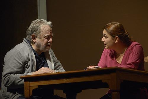 Convites duplos - O Pai, de Florian Zeller - Teatro Aberto