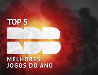 TOP 5 | Melhores Jogos de 2016