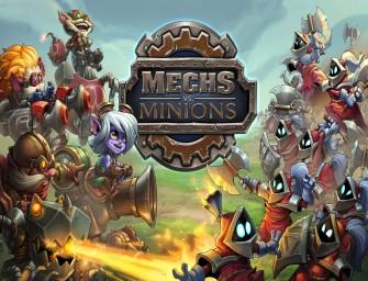 Mechs vs. Minions | Análise