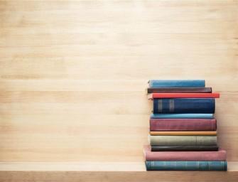Mão cheia de livros | Janeiro 2017