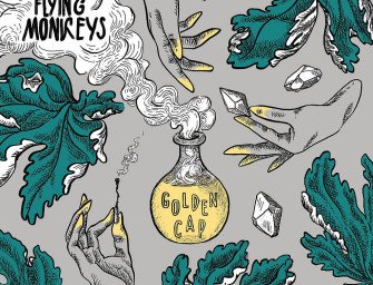 THEM FLYING MONKEYS | GOLDEN CAP