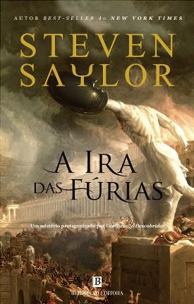 capa Steven Saylor