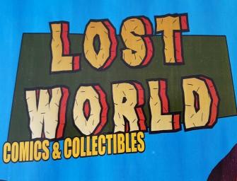 Lost World – Comics & Collectibles | Entrevista