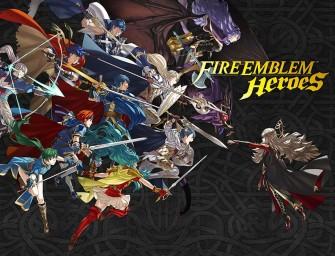 FIRE EMBLEM HEROES NOS DISPOSITIVOS MÓVEIS