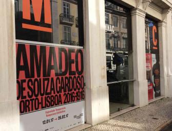 Amadeu de Souza-Cardoso no Museu do Chiado