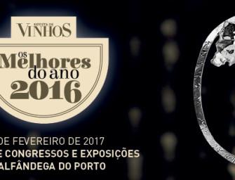 """Porto recebe """"Óscares do Vinho"""" a 17 de Fevereiro"""