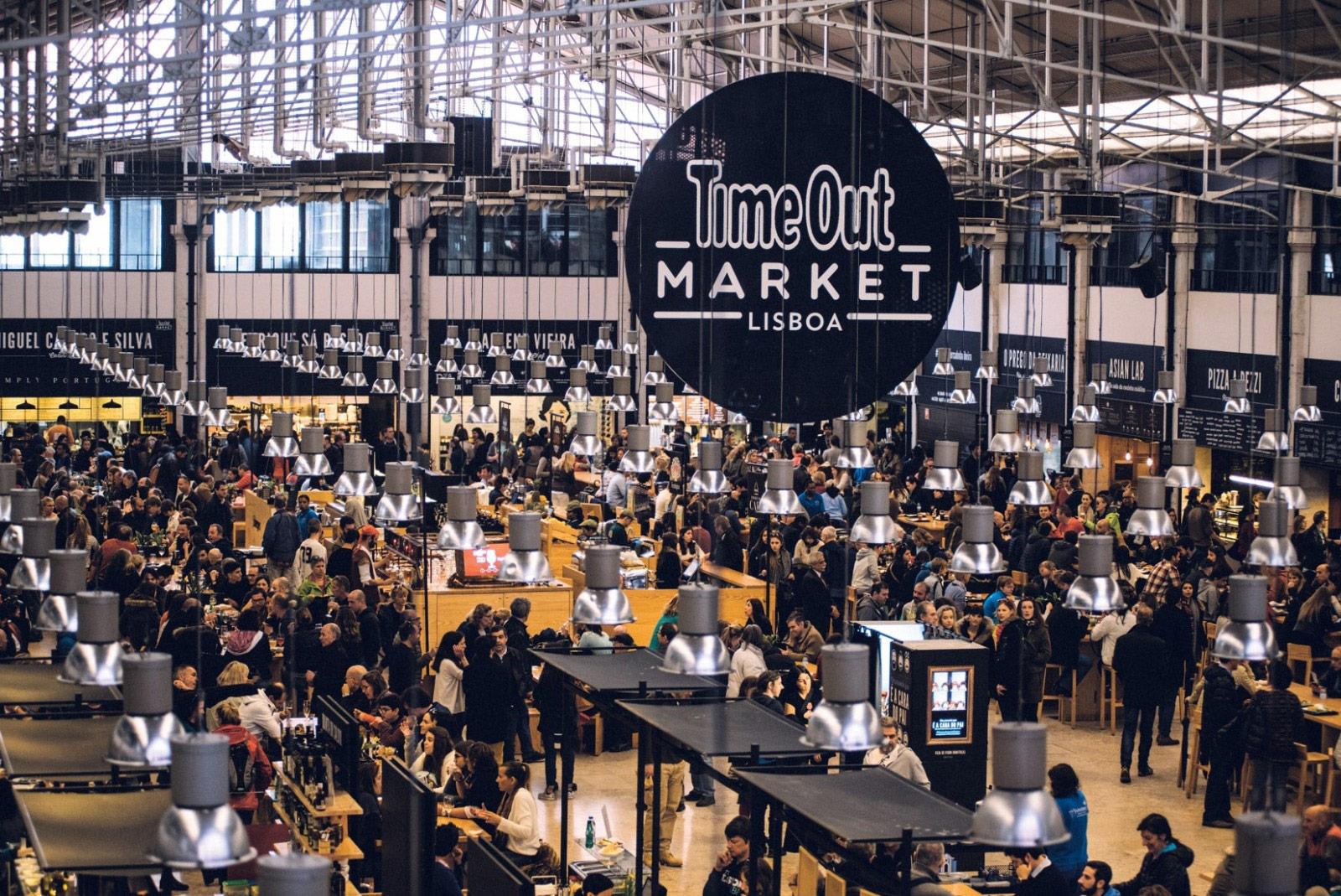 Dia dos Namorados no Time Out Market