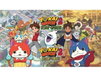 Yo-Kai Watch 2   Análise