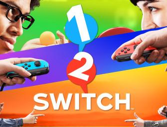 1-2-Switch | Análise