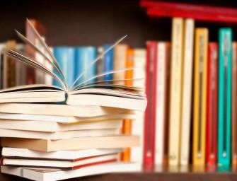 Mão cheia de livros | Março 2017