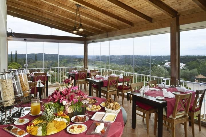 Restaurante - Hotel Rural Quinta do Marco