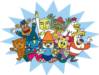 PaRappa The Rapper Remastered | Análise