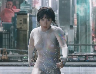 Ghost In The Shell | Agente do Futuro