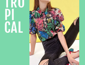 STRADIVARIUS | Tropical