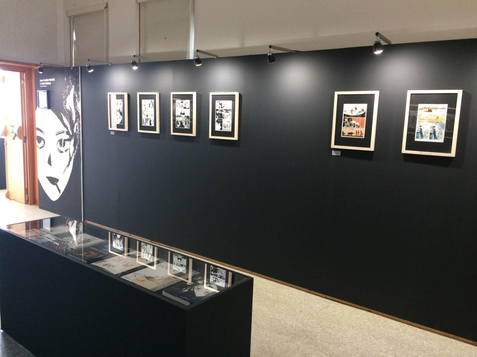 Exposição no Pax Julia - Teatro Municipal