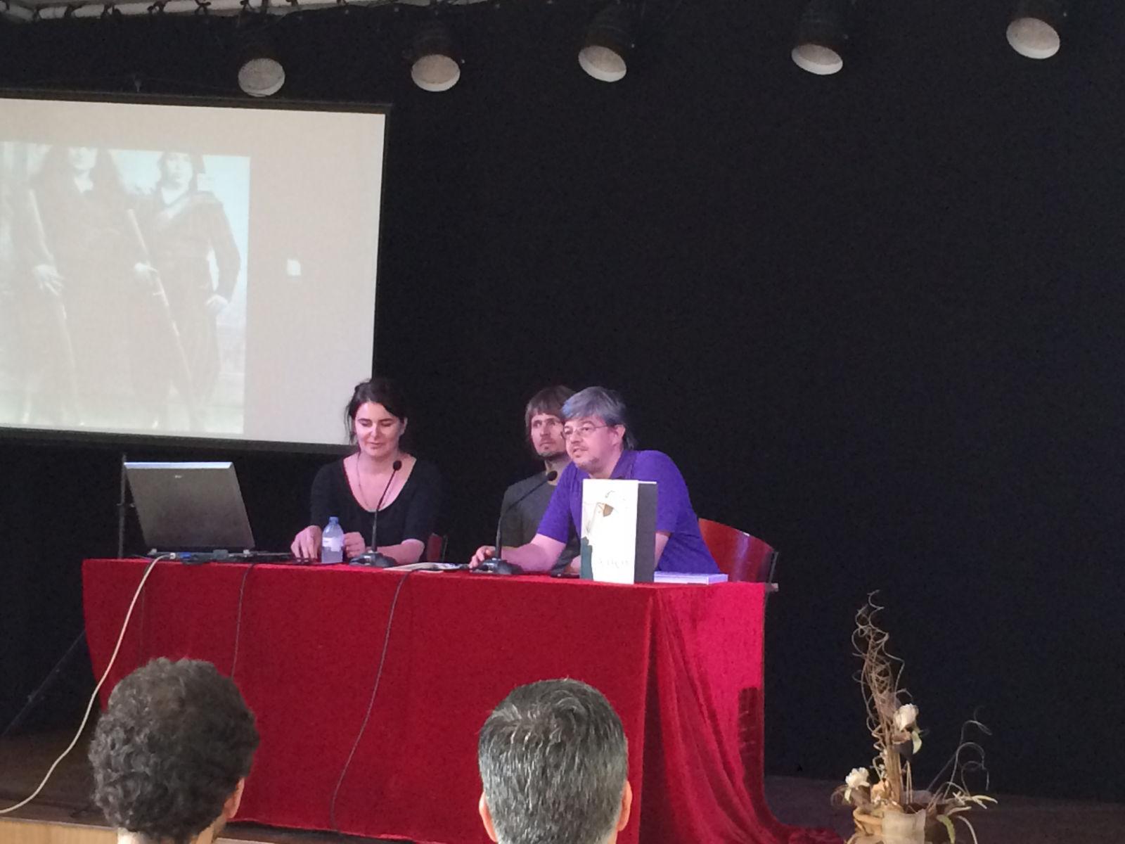 """Lançamento do livro """"A Leoa, um retrato de Karen Blixen"""""""