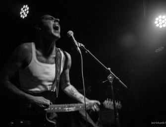 THE POPPERS @ SABOTAGE (05.05.2017)