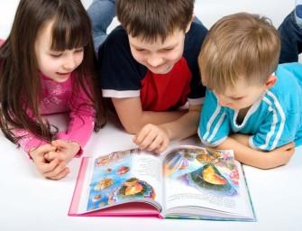 Mão cheia de livros | Especial Criança