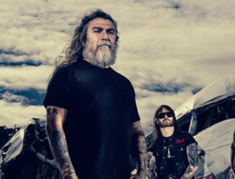 Slayer em Lisboa no próximo mês