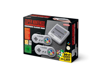 Nintendo apresenta a Nintendo Classic Mini: Super NES