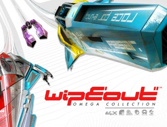 WipEout Omega Collection | Unboxing: Media Kit
