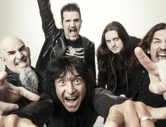 Anthrax no Cine-Teatro de Corroios