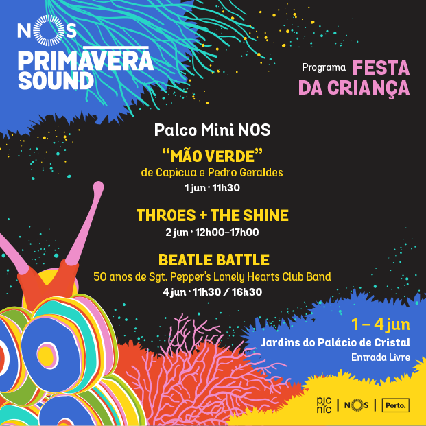 NOS Mini Primavera Sound