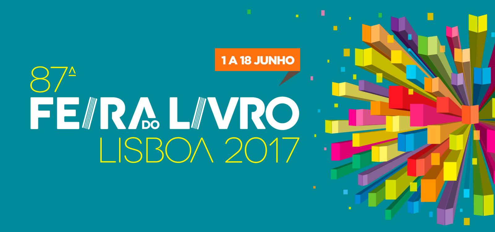 87ª Feira do Livro Lisboa 2017