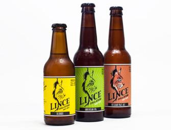 Lince lança duas novas cervejas artesanais