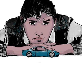 """Baby Driver – Alta Velocidade"""