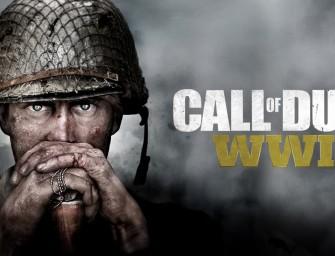 Call of Duty: WWII | Primeiras Impressões