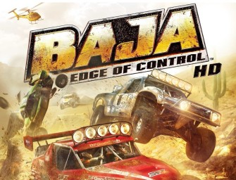 Baja: Edge of Control HD | Análise