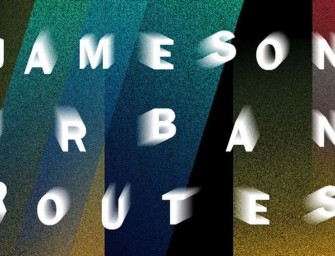 JAMESON URBAN ROUTES | CARTAZ FECHADO