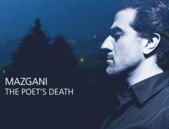 "Mazgani edita ""The Poet's Death"""