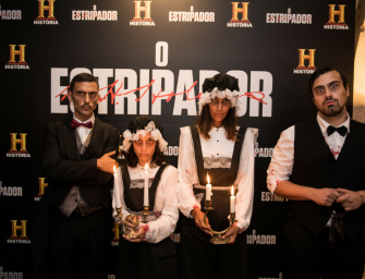 "ESCAPE ROOM ""O Estripador"""
