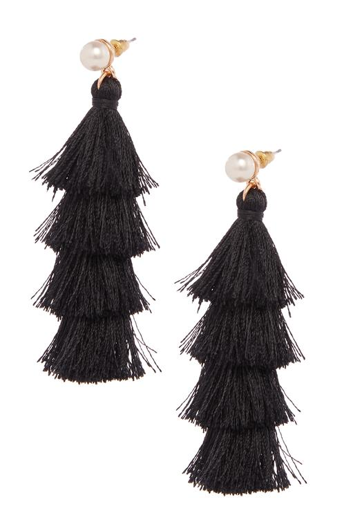 Tassle Earrings ú2 E3 $3.50
