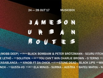 Guia para o Jameson Urban Routes