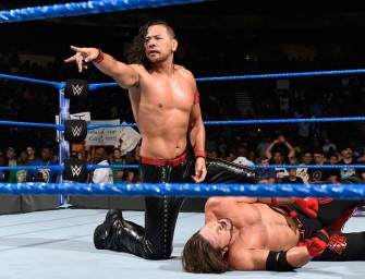 WWE   Duplo Impacto